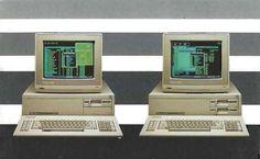Commodore PC10-1 and PC10-2 PC clones