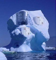 Ice House Cie (Groenlandia).