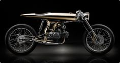 Bandit9 Exclusive Cafe Racer #motorcycles #caferacer #motos | caferacerpasion.com