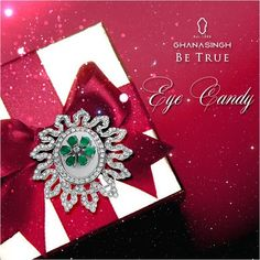 Ghanasingh Be True presents assured gift on every purchase of gold and diamond #jewellery!