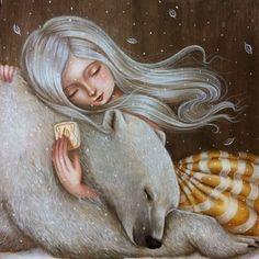 Fantasy Art by Kari-Lise Alexander