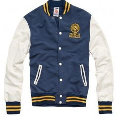 61% off Cheap Franklin Marshall Men's Dark Blue Varsity Jacket for sale at VarsityJacketsOutlet.org with free shipping & fast delivery!