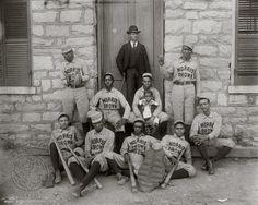 Morris Brown College baseball team