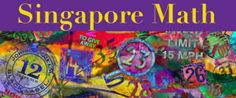 Singapore Math explained. Plus, I share prefer it for my kids' math curriculum.