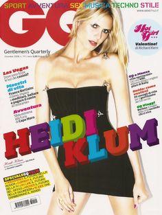 GQ Italia - GQ Italia January 2009 Cover