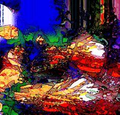 Hogueras, digital. Oksana Linde