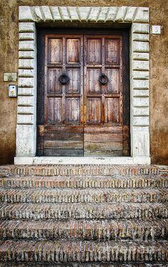 The Door at Number 5 - Joan Carroll. To view or purchase prints, canvases, cards or phone cases visit joan-carroll.artistwebsites.com THANKS!