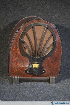 Belangrijke verzameling oude radio's