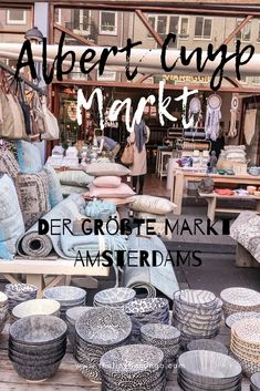 Albert Cuyp market - The Biggest market in Amsterdam - definitely worth a visit! :) Albert Cuypmarkt: The most important market in Amsterdam Tour En Amsterdam, Amsterdam Travel, Shopping In Amsterdam, Amsterdam Netherlands, Amsterdam Market, Amsterdam Restaurant, Couleur L Oreal, Amsterdam Things To Do In, Ville France
