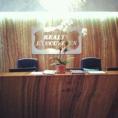 Realty Executives Today Reception Desk Astoria, NY