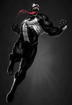 Marvel Avengers Games, Marvel Comics, Chibi Marvel, Venom Comics, Marvel Venom, Marvel Villains, Dc Comics Superheroes, Marvel Vs, Marvel Heroes