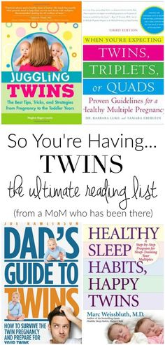 Freebies for parents of twins