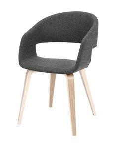 Stuhl »Nova« (grau)