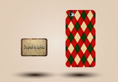 iPhone Case for iPhone 4 or 4S, iphone 5 cases coming soon,unique handmade hard Plastic case cover,Classic Scotland pattern ,   P series 38