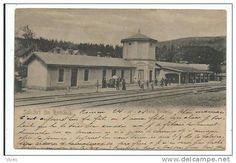 Busteni - Gara - 1904