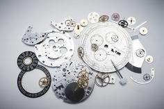 Building a Swiss Chronograph luxury Watch by Maurice de Mauriac Zurich