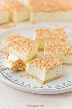 Śnieżny Puch | Moje Wypieki Cupcake Cakes, Cupcakes, Polish Recipes, Polish Food, Creme Brulee, Cheesecakes, Vanilla Cake, Feta, Food And Drink