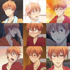 Fruits Basket fruits basket 2019 You can find Fruits basket anime and more on our website. Girls Anime, Hot Anime Boy, Anime Love, Anime Guys, Manga Girl, Fruits Basket Manga, Fruits Basket Funny, Fruits Basket Cosplay, Tsundere