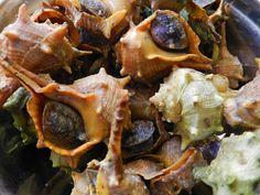 Da servire caldi sono uno stuzzicante antipasto che custodisce il sapore del mare e il profumo del Vermentino di Sardegna