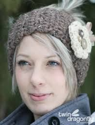 Crochet Headband Pattern » Homemade Heather Crochet Headband Tutorial, Easy Crochet Headbands, Crochet Flower Patterns, Crochet Flowers, Double Crochet, Single Crochet, Free Crochet, Crochet Hats, Crochet Stitch