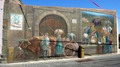 Qui troverete una raccolta di murales, vere e proprie opere d'arte presenti in molti comuni della Sardegna, un fenomeno culturale molto diffuso soprattutto in barbagia.