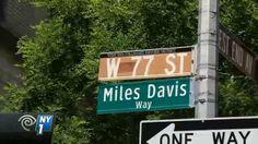 Miles Davis Way, NYC, June 2014