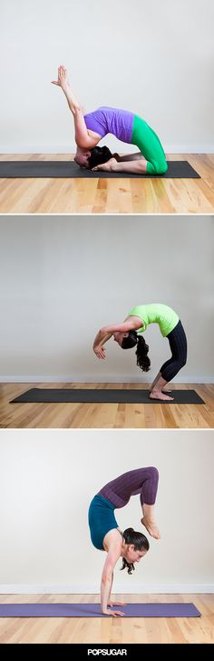 25 Amazing Yoga Poses Most People Wouldnt Dream Of Trying