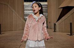 Gemma, performing a monologue at the Sydney Opera House. #spotlightonstars
