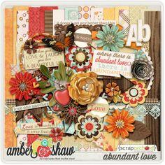 Abundant Love by Designs by Amber Shaw