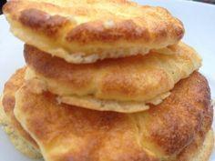 Oopsie: pão fit quase sem carboidrato
