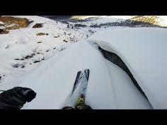 "The Ski Boss crushes British Columbia pow in ""Tanner Hall Ski Diaries"" - Freeskier"
