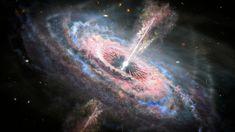 Quasars Rip Across Galaxies Like Tsunamis | NASA