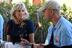 Jill Biden is teaming up with Prince Harry on Monday to celebrate the Warrior Games, the first event for the two of them since she entered the White House. Big Butterfly, Jill Biden, Warriors Game, Wounded Warrior, First Event, Military Veterans, Mental Health Issues, Farm Hero Saga, Local News