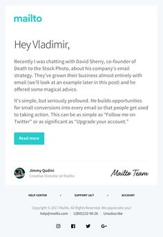 9 best mailto email templates images on pinterest html email convert your subscribers into customers with ready to use email templates flashek Gallery