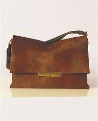 Celince Caramel Pony Calfskin Blade Bag #celine #handbags