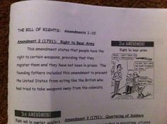 School says the Second Amendment includes gun registration (Illinois) - Shared from Steve Reichert