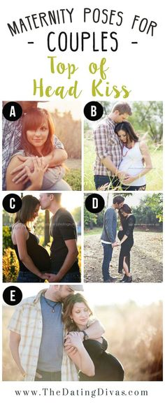 Sweet Maternity Poses and Ideas #maternityphotography