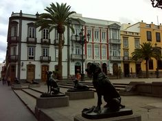 Plaza de Santa Ana, Vegueta, Gran Canaria