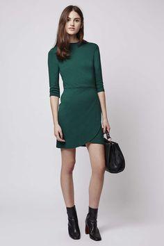 Photo 3 of Wrap Front Bodycon Dress