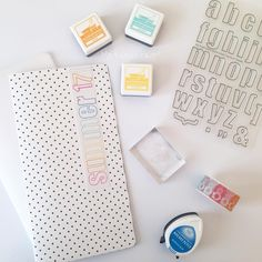 """Gefällt 56 Mal, 6 Kommentare - Melanie, Germany (@mefunscrapt) auf Instagram: """"There's a summer journaling project over in the Paper Issues Facebook group and even though summer…"""""""