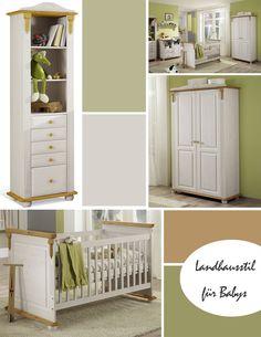 Maritimes Babyzimmer in neutralen Farben mit passendem Zubehör ... | {Babyzimmer farben 37}