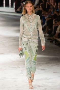 Коллекция Roberto Cavalli весна-лето 2014