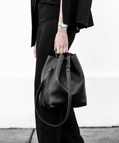 modern legacy, fashion blog, bucket bag, phillip lim,