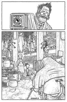 Rafael Grampá - TERRA MAJOR / Gunned Down - pg 04