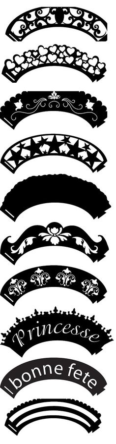 KLDezign les SVG: Des cupcakes covers