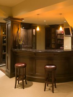 Browse Pictures Of Home Bar Ideas At HGTV Remodels For Inspiration On Your Basement Bonus