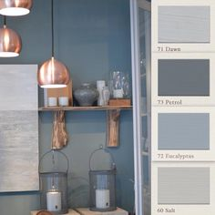 Painting the Past moodboard #countryathome.nl