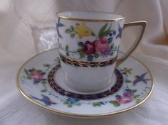 Beautiful Art Nouveau handpainted Noritake by Collectablesgalore, £14.25