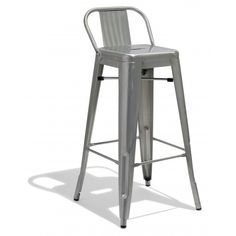 Low Back Counter Stool from Industry West