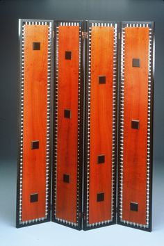 Custom Made Squares Divider by David Kiernan Furniture Design